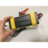 Quality 12v Full Intelligent Pulse Repair Battery Charger Lead Acid Quick Charging for sale