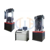 Quality 2 / 4 Columns Hydraulic Spring Testing Machine , Cable Testing Machine for sale
