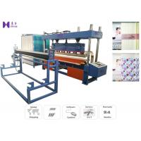 Quality Three Phase High Frequency Plastic Welding Machine 250×1900 MM Welding Area for sale