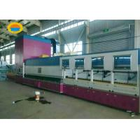 Quality Power Saving Glass Bending Oven / Glass Bending Machine 4 - 19 Mm Flat Glass Thickness for sale