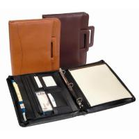 Best Leather Business Supplies Hot Sales Variety Padfolios wholesale