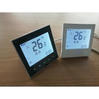 Buy cheap Smart Fan Coil Unit Thermostat High Precision Control Room Temperature from wholesalers