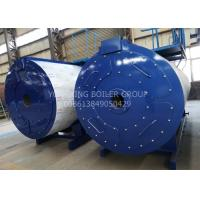 China 1.05MW Oil Furnace Hot Water Heater Stainless Steel For Textile Production Line on sale