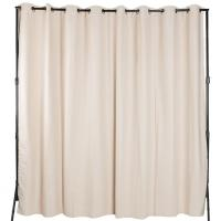 Quality Multi - Purpose Portable Rod Stand Room Divider For Clinic Size 1800X1800mm for sale