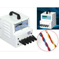 Quality High Speed Cable Twisting Machine 220V 110V Industrial Grade Protection Circuit Design for sale