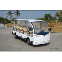 48V 8 Passenger Electric Tour Bus For Hotel / Club / Resort CE Approved