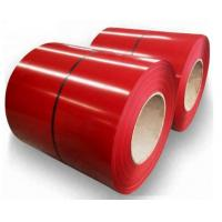 Quality CGCC Pre Painted Galvanized Iron Sheets , Prepainted Steel Coil DIN Standard for sale