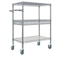 Quality A Wide Range Of Healthcare And Hospital Specialty Commercial Metal Storage Shelves for sale
