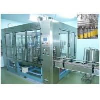 Quality Industrial Orange And Apple Juice Production Line For Hot Filling for sale