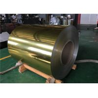 Quality Hight Reflectivity Polished Aluminum Coil , High Polished Mirror Aluminum Sheet for sale