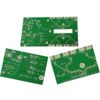 Quality FR4 UL 94v0 PCB Prototype Customed Electronics Board Green Color for sale