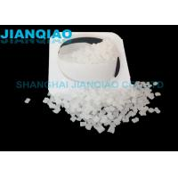 10% Fiberglass Reinforced Modified Polyamide , White Plastic Granules Improving Strength Natural Color