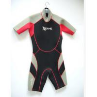 Cheap Environment Kids Shorty Wetsuit With Neoprene Material For Swimming for sale