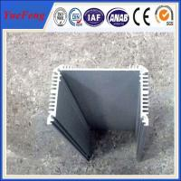 Quality Hot! aluminum sheet high heat resistant oem factory china die casting heat sink for sale