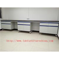 Quality C Frame Science Laboratory Worktable Furniture Drawing To Be  Resistant to Acid Aakli for sale