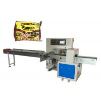Quality Instant Noodle Multi Pack Packing Machine Individual Pack High Efficiency for sale