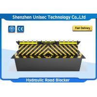 Quality 120 Tons Passing Pressure Hydraulic Road Blocker With Spray Anti - Rust Paint for sale