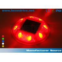 Best PC Material Solar Road Stud Led Cats Eyes With Li - On Battery wholesale