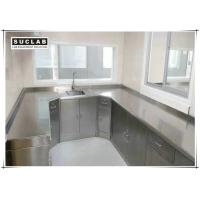 Quality Floor Mounted Stainless Steel Laboratory Furniture For Hospital And Food Factory for sale