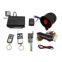 China Blazer One Way Car Security System , High End Car Alarm System With Remote Start on sale