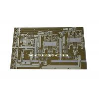 Quality Rogers 4350B PCB Board Fabrication 1.524mm Thickness 3.5 Constant Dielectric for sale
