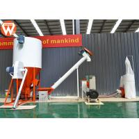Buy cheap Simple Structure Animal Feed Manufacturing Plant , 500 Kg/H Animal Feed from wholesalers