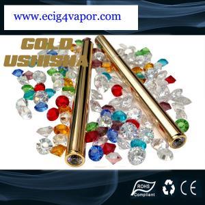 Quality Golden ushisha portable e cig shisha pen wholesale for sale
