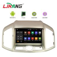 Quality 3G WIFI Dvd Player For Chevy Silverado , Radio Tuner Car Stereo And Dvd Player for sale