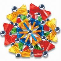Buy cheap Magnetic Construction Toy, Can Build Up Everything you Like, Good for the from wholesalers