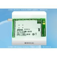 Quality Double Channels MC8331A CDMA Wireless module GSM Alarm client TCP MO / MTModule for sale