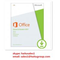 Best Home / Student Microsoft Office Product Key Codes Office 2013 OEM Key Code Online wholesale