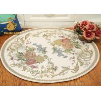 Quality Rich Colors Persian Floor Rugs Persian Round Rugs Various Pattern for sale