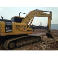 China Used Machinery Komatsu PC200-7 excavator for sale on sale