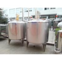 1500L Square Stainless Steel Tank High Shear Emulsifying Wth CE AND ISO Ceitification