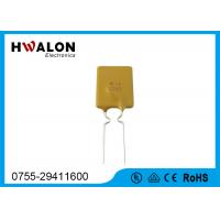 Quality 40 -  100 A Resettable Thermal Fuse Electronic Components Max voltage 72 V for sale