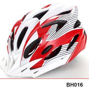 BH016  integrated Bicycle helmet EPS,PVC ,PC