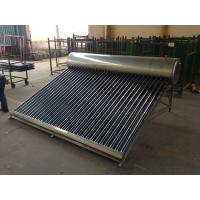 Quality Evacuated Tube Solar Hot Water System for sale