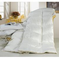 Best King Embossing Cotton Duck Down Feather Quilt Soft and Warm for Home or Hotel Winter Use wholesale