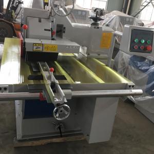 Quality Straight Line Cutting Single Circular Rip Saw Machine for sale