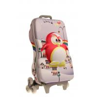 Quality Recyclable Kids Hard Case Luggage / Kids Rolling Luggage NHL002 for sale
