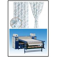 China Industrial Rotary Heat Press Machine Sublimation Calender With High Speed on sale