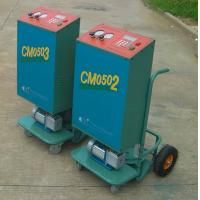 China /c recharge and recovery machine,auto Refrigerant recovery machine and recycling     CM05 on sale