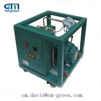 Quality R1233ZD R245FA Refrigerant Recovery Machine for Low Pressure Refrigerant for sale