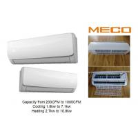 Quality 1020m3/H 2 Pipe Wall Mounted Chilled Water Fan Coil Unit AM Design 5.4kw for sale