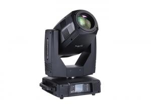 Quality PRO 350W 17R Beam Spot Wash  Moving Head Zoom Light With Mute Moters Fans Church Event Party Light for sale