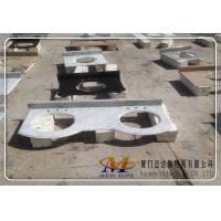 Quality Carrara Marble Polished Kitchen Countertops for sale