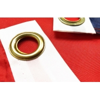 Quality OEM Logo 5inch Outdoor Promotional Flags For Advertising for sale