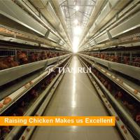 Quality High Quality Tianrui Design Morden Layer Chicken Farm Equipment for sale
