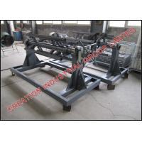 Quality 5 Tons Mechanical Unpowered Sheet Metal Decoiler Roll Forming Machine Parts for sale