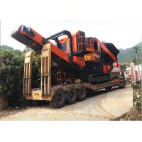Best High-performance conical Crawler - type Mobile cone  crusher Plant  ER-300CS wholesale